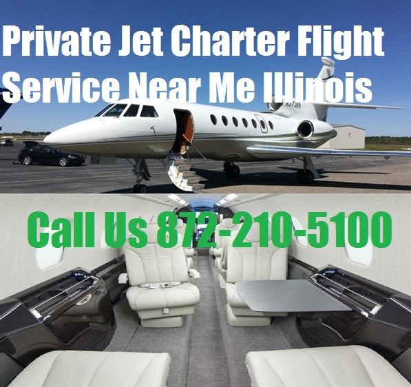 Rental Companies Near Me: Rent A Private Jet Charter From Or To Chicago, Aurora