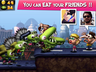Download Game Zombie Tsunami In 2014 For Android & Iphone