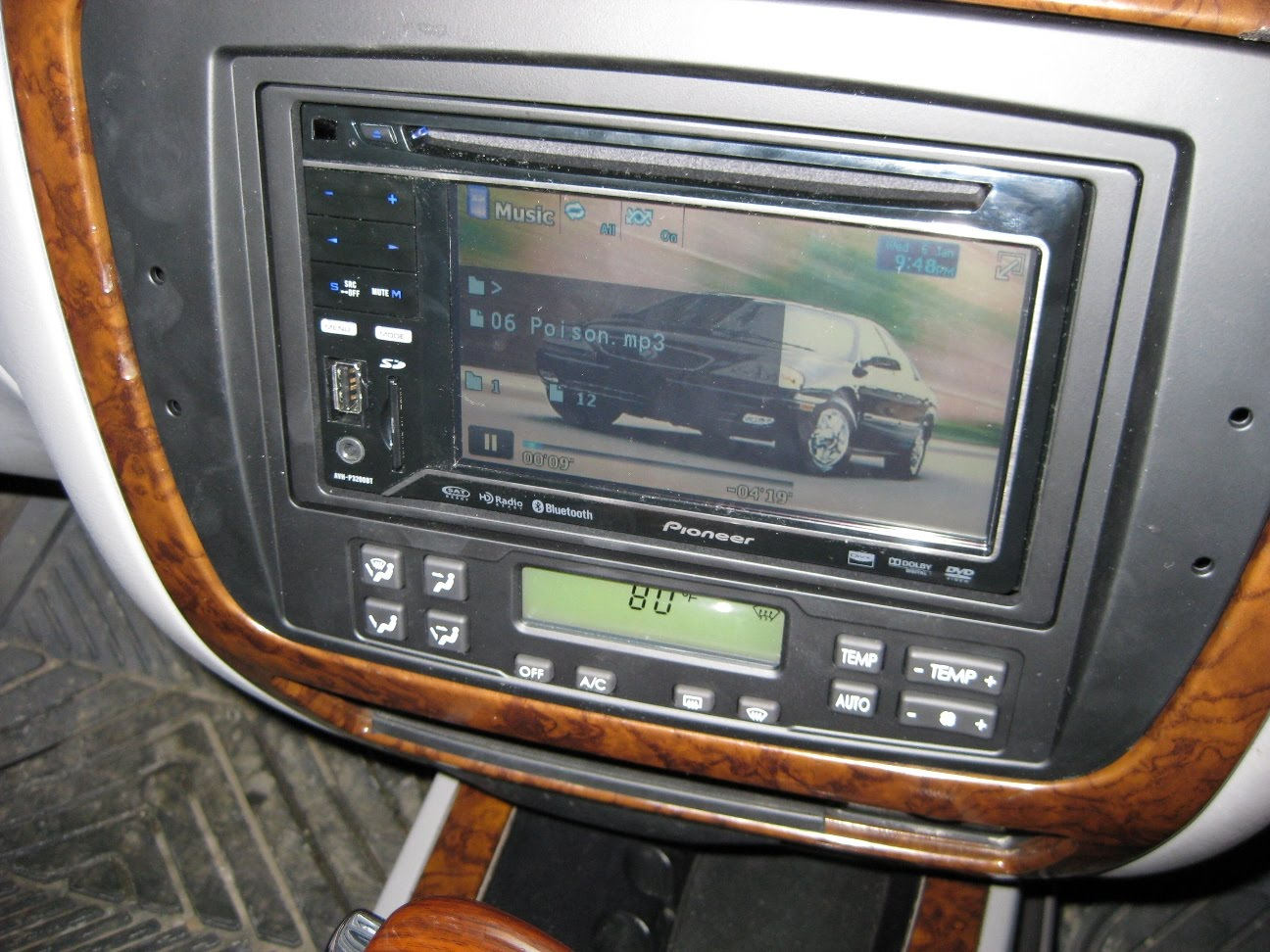 Thoughts On Metra's EATC Dash Kit - Taurus Car Club of America : Ford Taurus  Forum