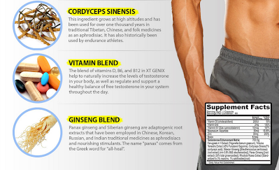 xt genix formulated ingredients