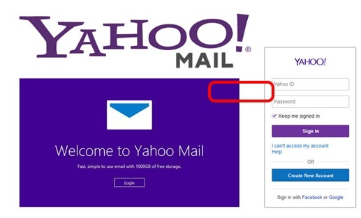 Yahoo Mail Login Sign Up And Registration 5