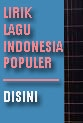 Lirik Lagu Indonesia Populer