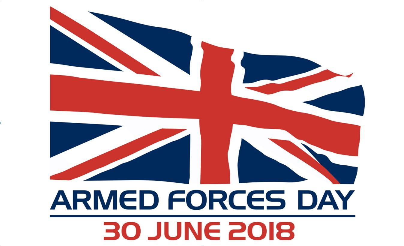 Armed Forces Day 30 June 2018