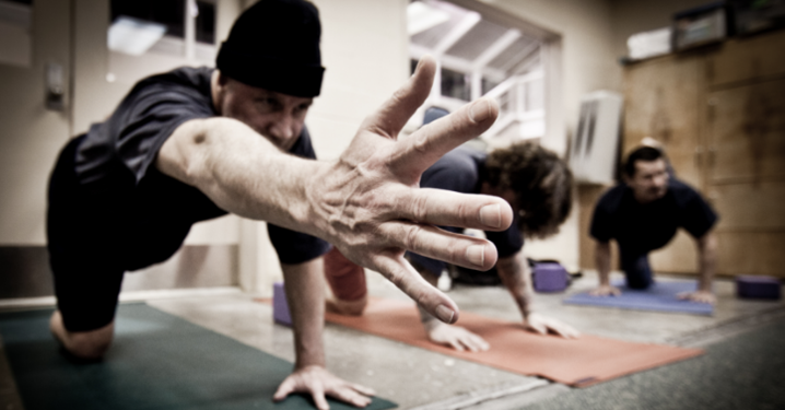 Yoga Therapy in Rehabilitation