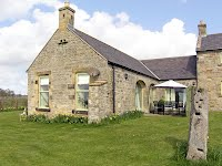 The Byre in Northumberland