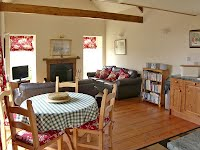 The Byre Cottage in Northumberland