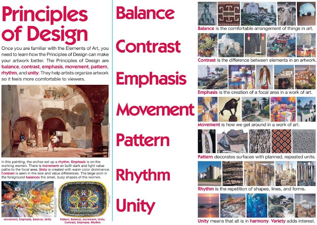 Formal Elements Of Art And Design : Formal qualities yr art and design