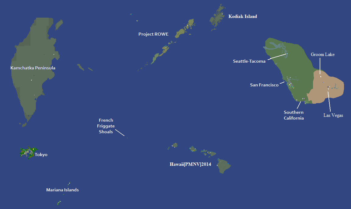 Guam And Hawaii Map.Scenery Guam To Socal 2015 Ysflight Headquarters