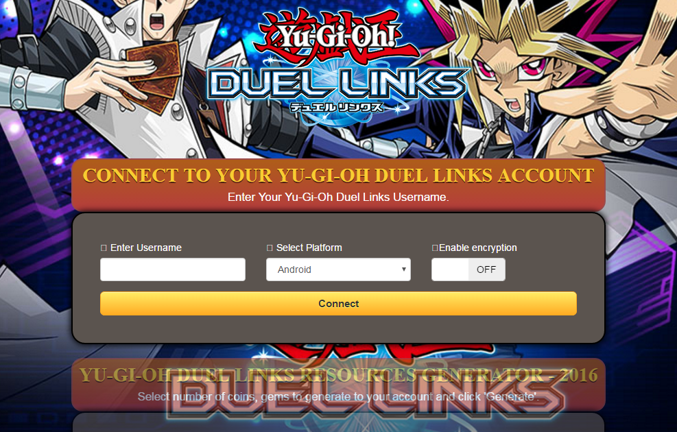 yu gi oh duel generation apk only