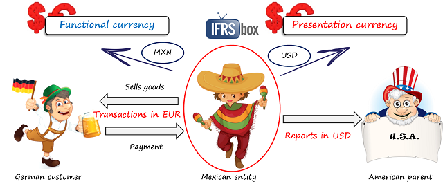 IAS 21 Functional Currency