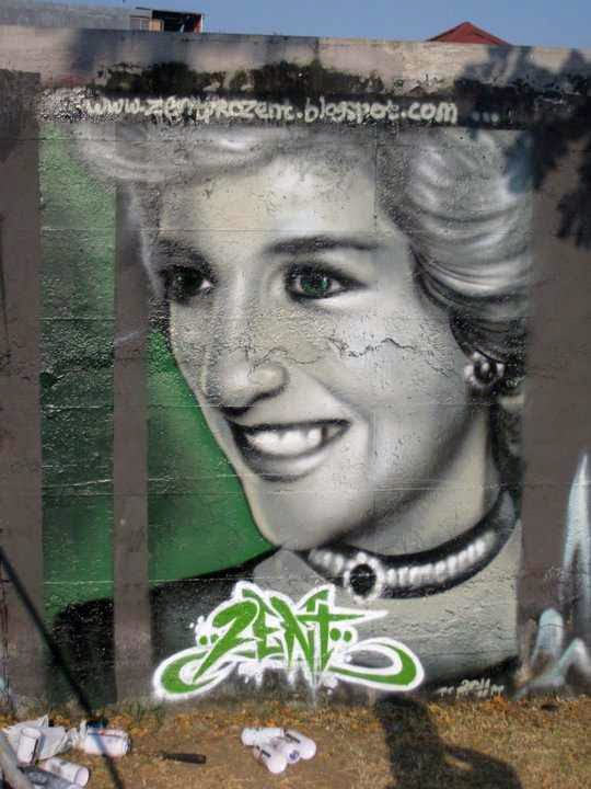 Tribute to Lady Diana