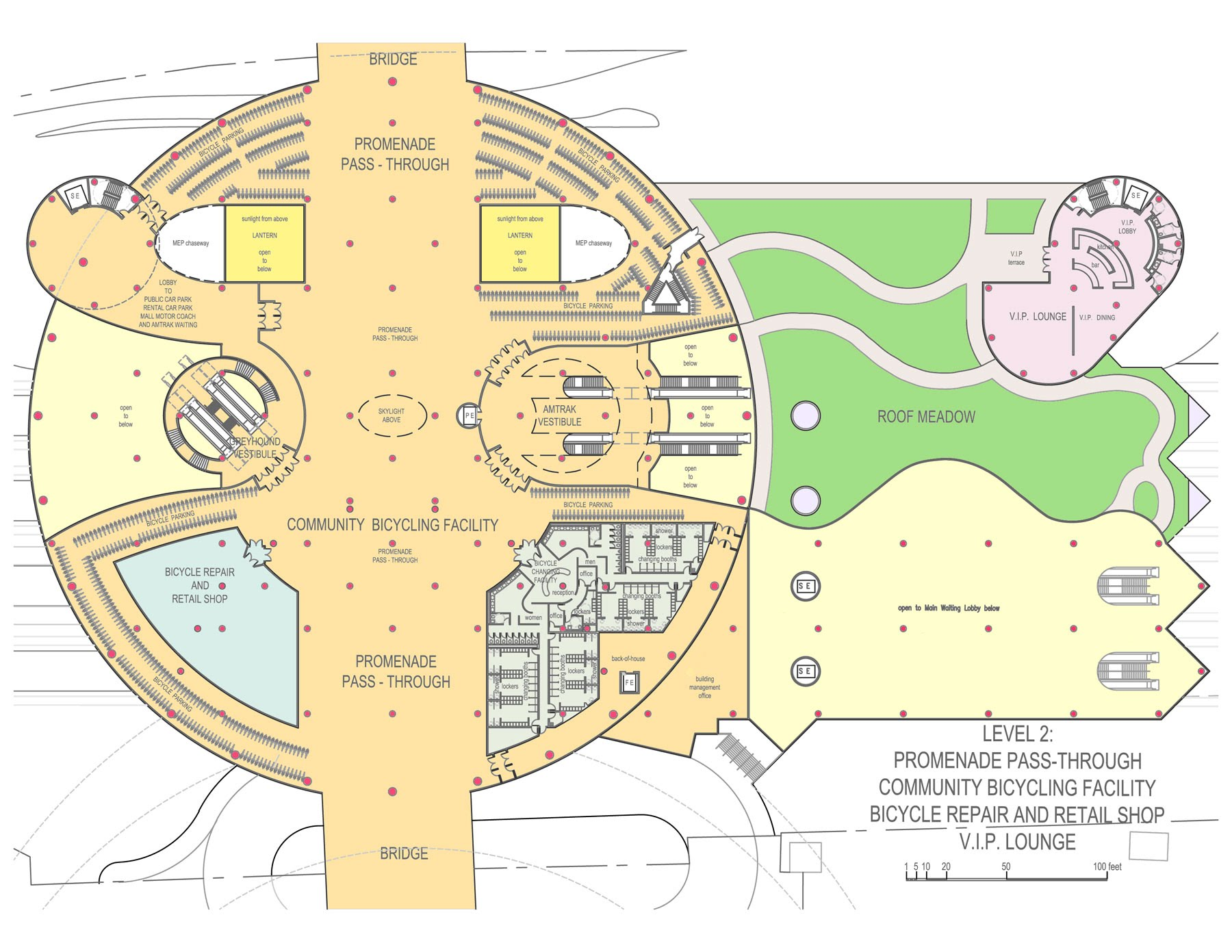 Rock And Roll Hall Of Fame Floor Plan Historical
