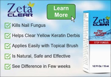 Zetaclear Toenail Fungus Treatment Zetaclear Facts