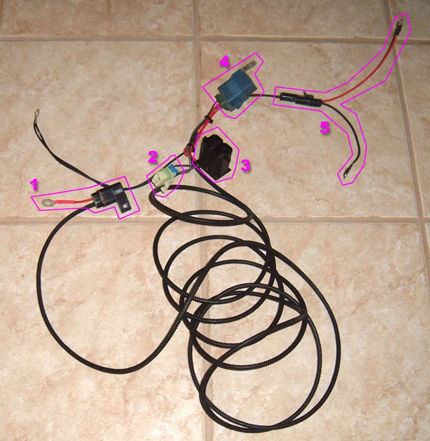 Racetronix Flt1 Harness Instructions on