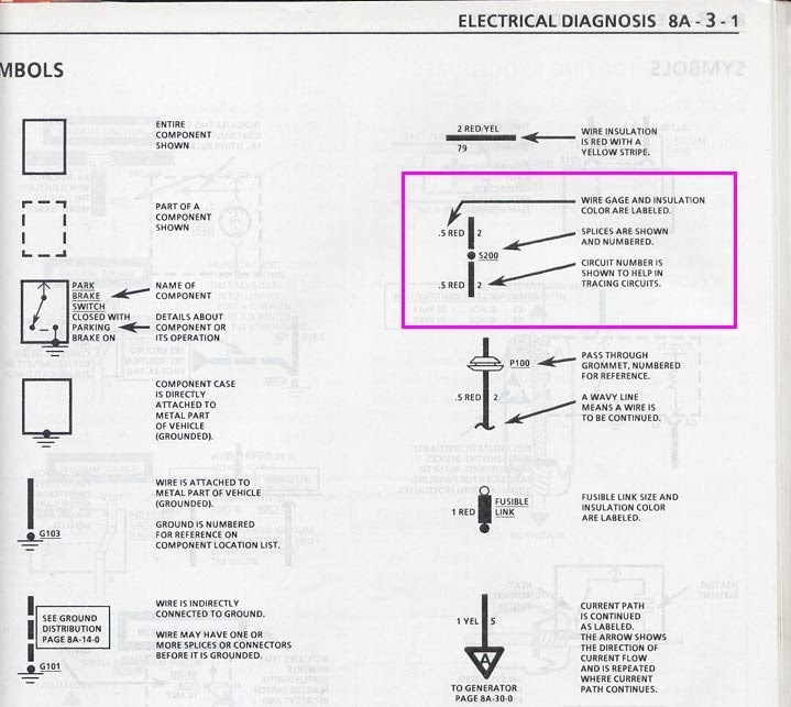 Embarassing Question On Reading A Wiring Diagram - Ls1tech