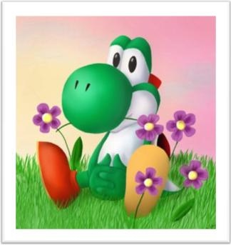 I'm Back and this time for good Yoshi