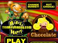 Monkey GO Happy Chocolate